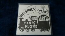 """Pink Floyd See Emily Play reissue promo 7"""" single offical from The Early Years"""