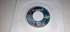 LEGO Star Wars III The Clone Wars (Sony PSP, 2011) Video Game UMD Only Tested 3