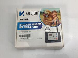 Karotezh, Wireless Dog Fence System, Model: 882C, 1 Receiver Collar