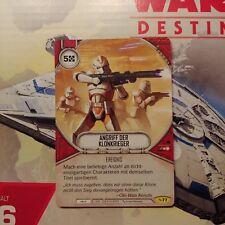 Imperium im Krieg Star Wars Destiny 2x #117 Trotz