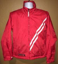 Burton Mens Red Full Zip Winter Jacket Sz M