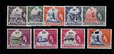 Multiple Basutoland Stamps (Pre-1966)