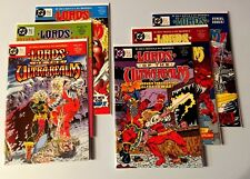 DC: Lords of the Ultra-Realm Issue #1 thru # 6 / VF/NM