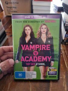 Vampire Academy Dvd