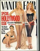 UMA THURMAN NICOLE KIDMAN VANITY FAIR MAGAZINE APRIL 1995 HOLLYWOOD ISSUE RITTS