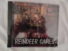 """Pat Godwin """"Reindeer Games"""" CD! BRAND NEW! RARE! ONLY NEW COPY ON eBAY! SEALED!"""