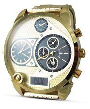 Rolex Armbanduhr mit multi Zeitzone Funktion