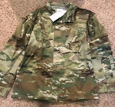 Army Military ACU Top Jacket Small Regular Coat OCP Multicam Scorpion Ar6701