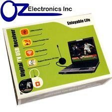 USB HDTV TV tuner for Windows 10 Australia PC Record digital TV DVB-T 4 Laptop