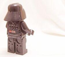 LEGO Star Wars Darth Vader Black Digital Alarm Clock