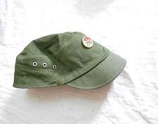 LARGE SIZE Peak Cap_ Jungle Ops VC _ Viet Cong Hat vietnam war,,