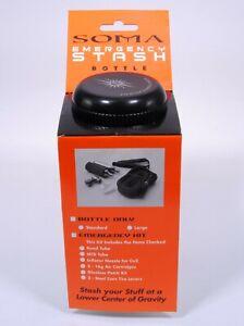 Soma Stash Bottle, Storage for Bicycle Water Cage,Tools/Phone/Tube,Saddle Bag