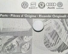 NEW GENUINE VW SUN VISOR SCREW COVER CAP MK4 GOLF BORA BEETLE PASSAT LUPO