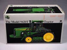 Vintage John Deere 9420T Tractor 1:32 Eska ERTL green NEW