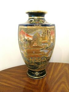 Beautiful Vintage Big Vase in Gorgeous Multi Color & Different Pattern