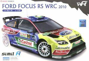 Kit 1:24 Simil R Ford Focus RS WRC 2010 plus extras