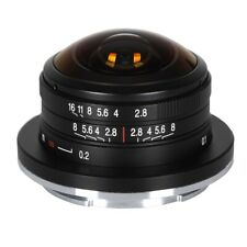 Laowa 4mm 1:2,8 Circular Fisheye For sony E