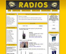 Established Radio Make Money Affiliate Online Business Website For Sale