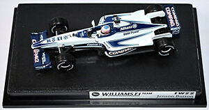 Williams BMW FW22 Formula1 2000 #10 Sarah Button 1:43