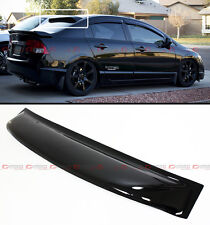 2006-2011 FA FA5 8TH HONDA CIVIC SEDAN JDM REAR ROOF WINDOW VISOR DEFLECTOR-HIC