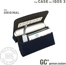 GC Tech® Etui für Iqos 3 und Duo Holder Heets Pocket-Charger Heatfilter