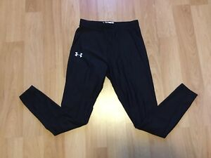 under armour tights large, Size Youth  Large