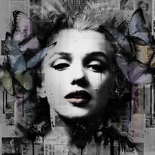Veebee fantasmas: Marilyn Monroe edición limitada firmada impresión