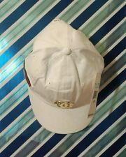 Rocksmith OG Beverly Hill Flat Bill Hat White