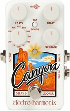 Electro-Harmonix Canyon Delay and Looper Pedal