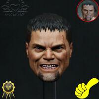 Custom 1/6 Man of Steel Superman General Zod Head Sculpt F 12'' Male Body Figure