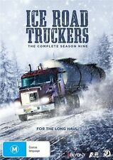 Ice Road Truckers : Season 9 (DVD, 2016, 3-Disc Set) New & Sealed