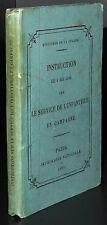 Instruction du 9 mai 1885 sur le service de l'infanterie en campagne / 1889