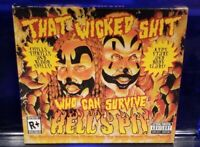 Insane Clown Posse - Hell's Pit CD / DVD Wicked Wonka Live twiztid Wraith icp