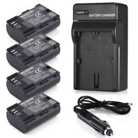 LP-E6 LP-E6N Battery / Charger for Canon EOS 6D 60D 7D 70D 5D Mark II III DSLR