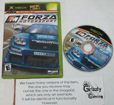 USED Forza Motorsport Microsoft XBOX (NTSC) CanadianSeller!!