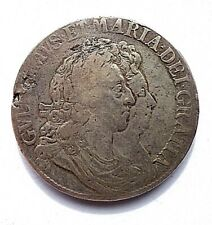 More details for william & mary 1692 qvarto crown af/f