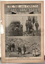 1901 Mail & Express MAY 18 - Mckinley Western Tour; Yale-Harvard Track Meet