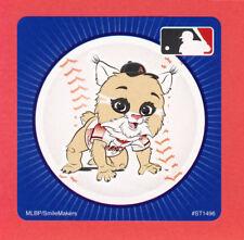 10 Arizona Diamondbacks Mascot - Large Stickers - Major League Baseball