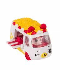 🍿Shopkins Cutie Cars #04 Popcorn Moviegoer Single Pack🚗