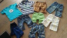 XXL Marken Paket ♡ 122 128 Junge Jeans Shorts kurze Hose t-shirt Converse Esprit