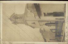Caracas Venezuela Presbyterian Church c1910 Real Photo Postcard