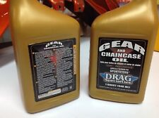 Harley Davidson Drag Specialties Gear Chaincase  Oil For SPORTSTER 1971 to 2018