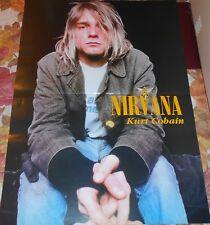 NIRVANA Kurt Cobain - Poster Maxi (A2)