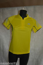 POLO SHIRT MAILLOT ADIDAS TAILLE 48 UK 20  PING PONG TENNIS DE TABLE TOP JERSEY