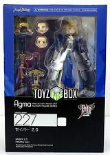 "In STOCK Figma ""Saber 2.0"" Fate/Stay Fate Stay Night Action Figure 227"