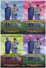 HALF BAKED Movie POSTER 27x40 Tracy Morgan Harland Williams Dave Chappelle Jim