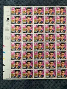 Elvis Presley Legends Full Mint Sheet 40 USPS 29 cent 1993