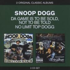 2in1 (Da Game Is To Be Sold.../No Limit Top Dogg) von Snoop Dogg (2012)