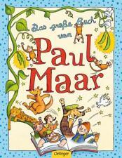 Das große Buch von Paul Maar (Gebundene Ausgabe)