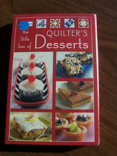 MODA Quilter's Desserts T12 pattern quilt fabric recipes